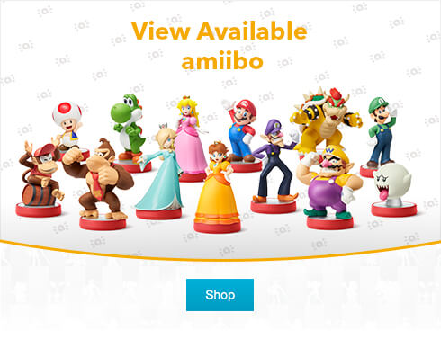 amiibo.2.Row.amiibo.View.All