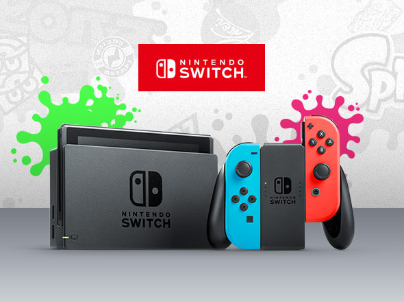 <b>Nintendo Switch Console</b>