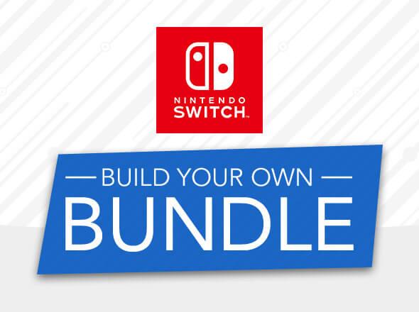 <b>Build Your Own Nintendo Switch Bundle</b>