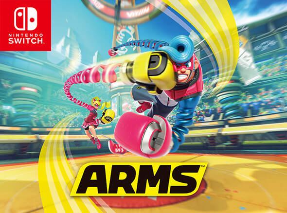 <b>ARMS</b>