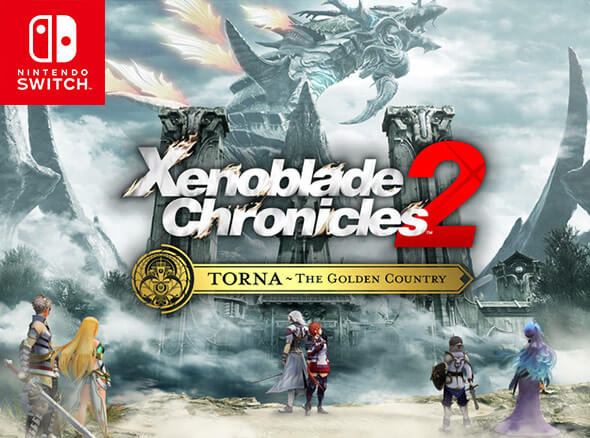 <b>Xenoblade Chronicles 2: Torna - The Golden Country</b>