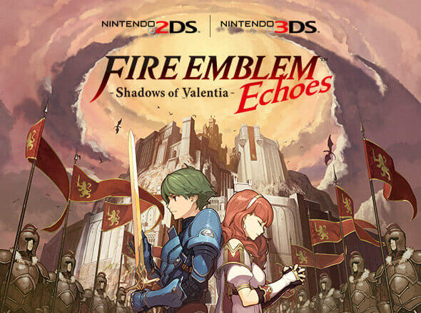 Fire Emblem Echoes on Nintendo 3DS Family Systems