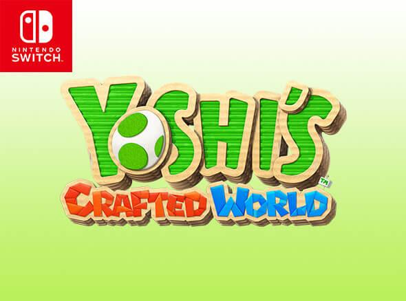 <b>Yoshi's Crafted World</b><br><br>