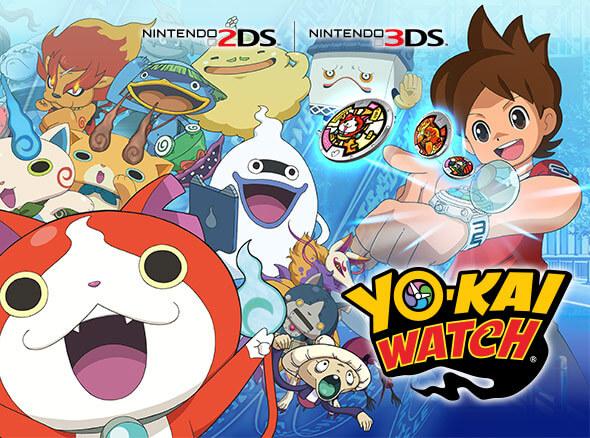 <b>YO-KAI WATCH</b>