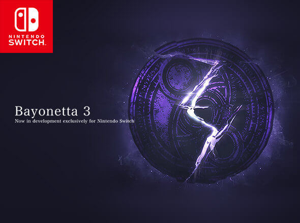 <b>Bayonetta 3</b><br><br>