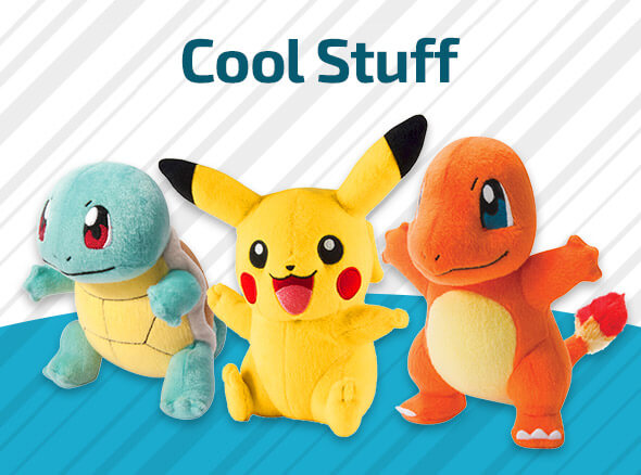 <b>View All Pokémon Merchandise</b>