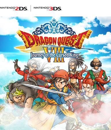Dragon Quest VIII: Journey of the Cursed King