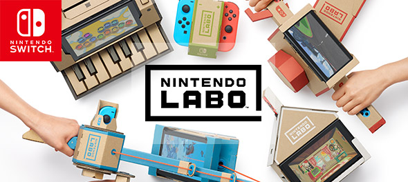 <b>Nintendo Labo</b>