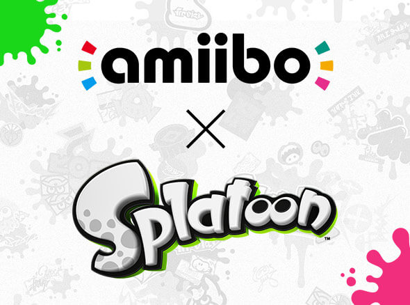 <b>Splatoon Collection amiibo</b>