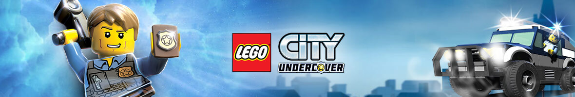 LEGO City Undercover | Nintendo Switch, Nintendo 3DS and Wii U