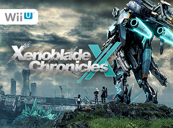 <b>Xenoblade Chronicles 3D</b>