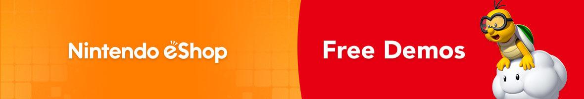 Nintendo eShop - Free Demos