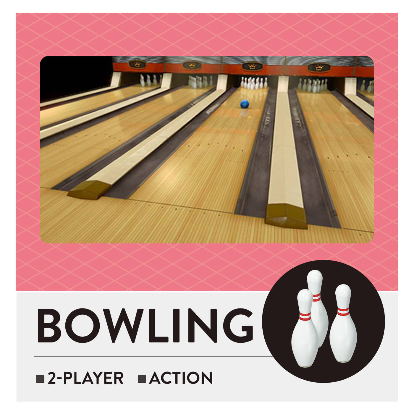 51 Worldwide Games - Bowling