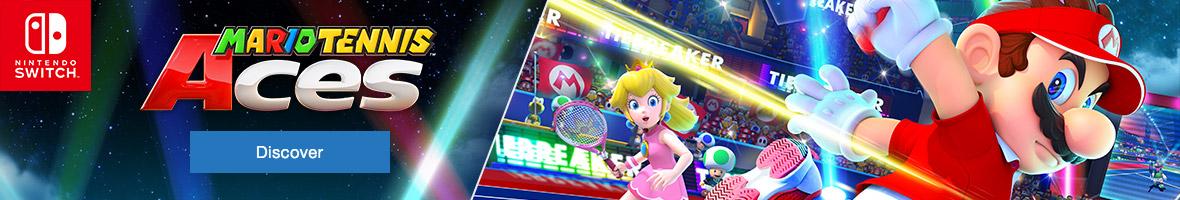Mario Tennis Aces on Nintendo Switch