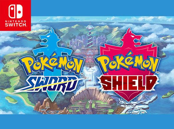 Pokémon Sword and Pokémon Shield