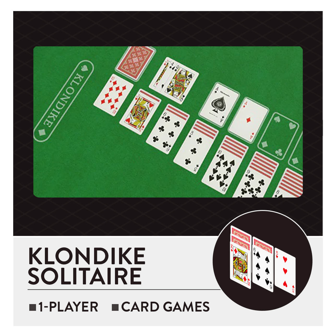 51 Worldwide Games - Klondike Solitaire
