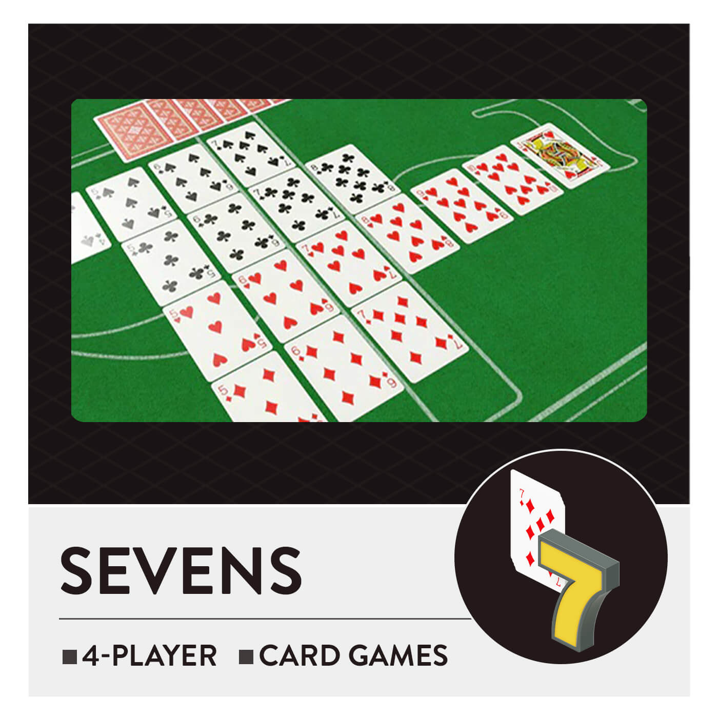 51 Worldwide Games - Sevens