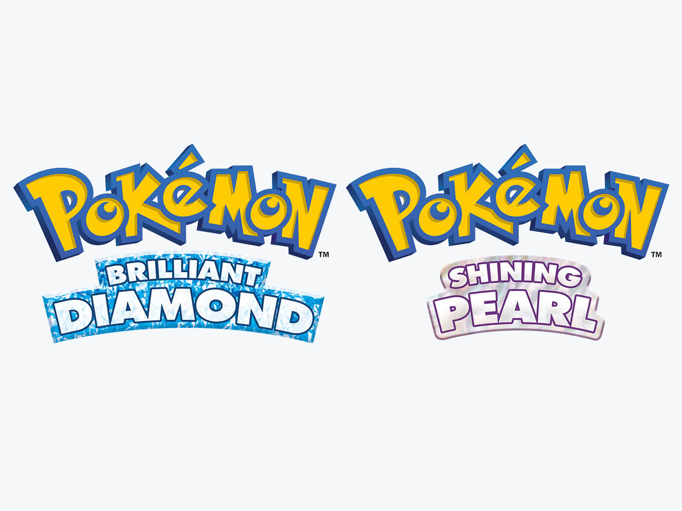 Pokémon Brilliant Diamond and Pokémon Shining Pearl