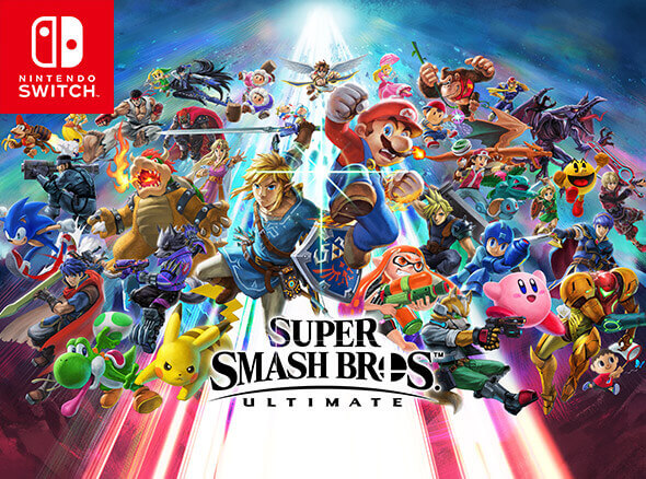 <b>Super Smash Bros. Ultimate</b>