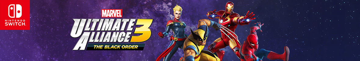 MARVEL ULTIMATE ALLIANCE 3: The Black Order on Nintendo Switch