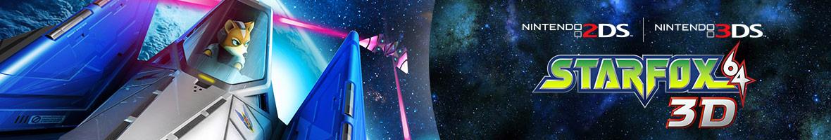 Star Fox 64 3D - Nintendo 2DS | Nintendo 3DS