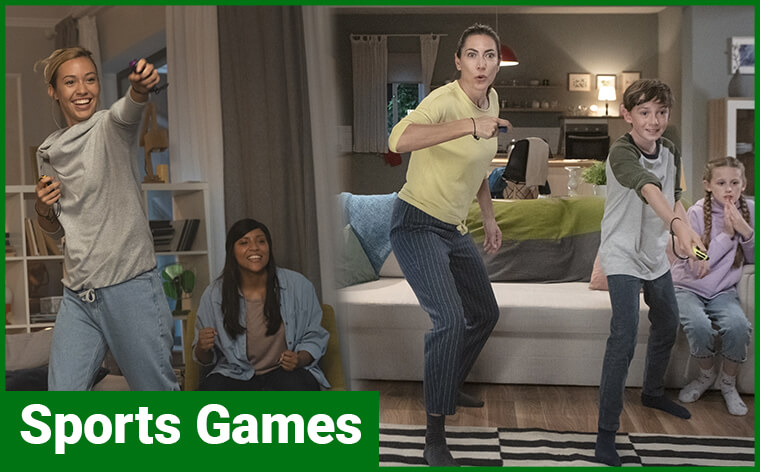 Sports Games Hub