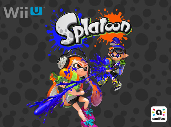<b>Splatoon</b>