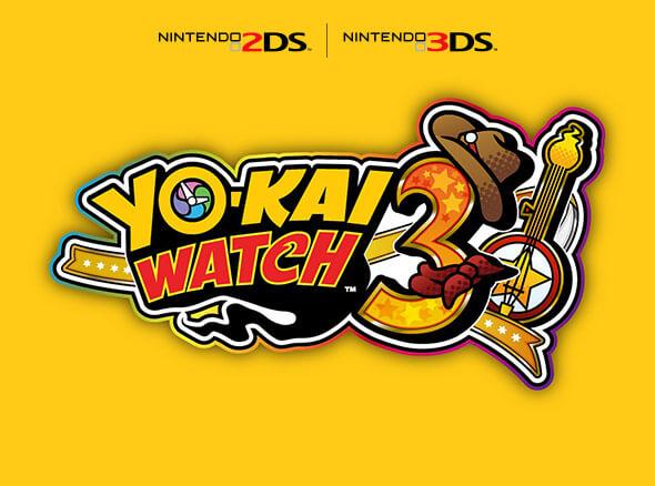 <b>YO-KAI WATCH 3</b>